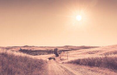 Фотообои Tuscan летний пейзаж