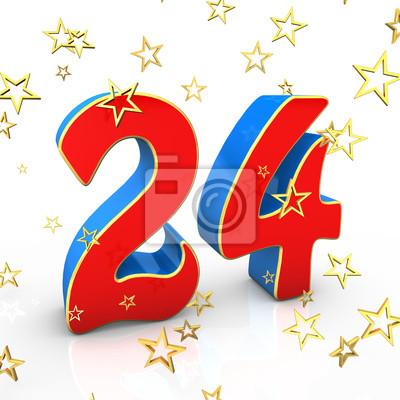 Открытка 24 года с днем рождения, победы открытки дети