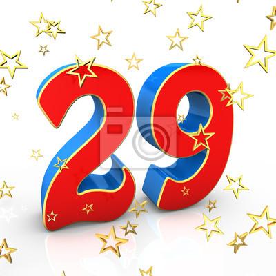Красивые поздравления 29 лет 82