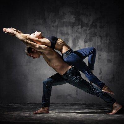 Фотообои Две танцовщицы