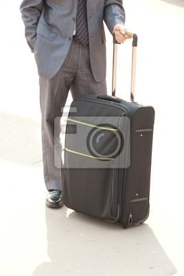 5 присмотреть за багажом