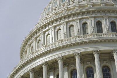 Фотообои США Капитолия купол деталь