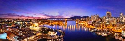 Фотообои Ванкувер вид на порт