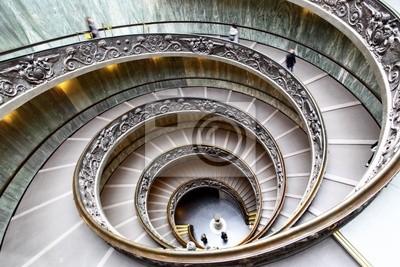Фотообои Музей Ватикана