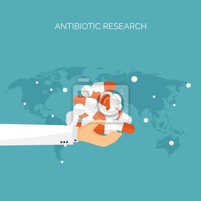 antibiotics research