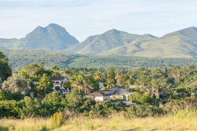 Фотообои Вид Джорджа в Южной Африке