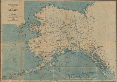 Фотообои Старинные карты