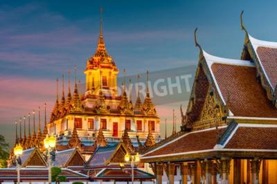 Фотообои Wat Ratchanatdaram