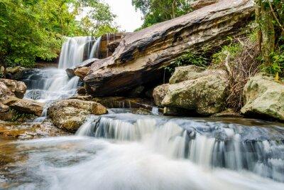 Фотообои Водопад пейзаж
