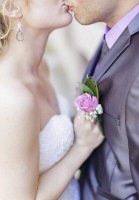 Фотообои Свадебная пара