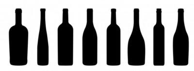 Фотообои Weinflaschen Иконки