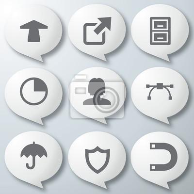 Набор Качественных 3D Иконок