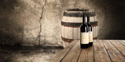 Фотообои вино