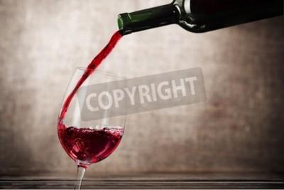 Фотообои Вино.