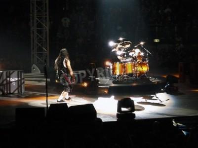Фотообои Концерт группы â € € œMetallicaâ, Рим 24 июня 2009 года стадии