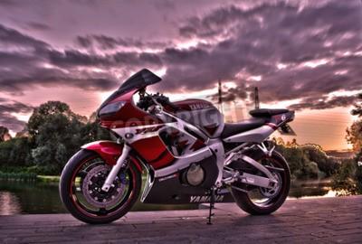 Фотообои Yamaha R6