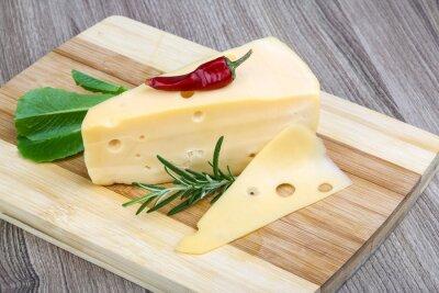 Фотообои Желтый сыр