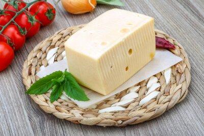 Фотообои Желтый сыр кирпич