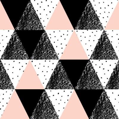 Плакат Абстрактный геометрический узор