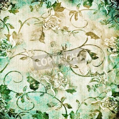 Плакат Для искусства текстуры, гранж дизайн и старинные бумаги или границы кадра
