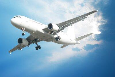 Плакат Самолет