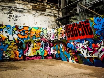 Плакат Art of graffiti
