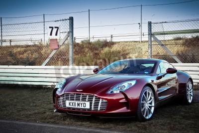 Плакат Aston Martin One 77-Aston