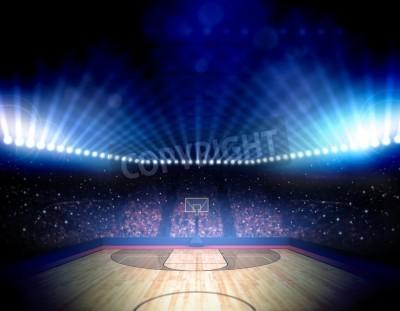 Плакат Баскетбол Арена