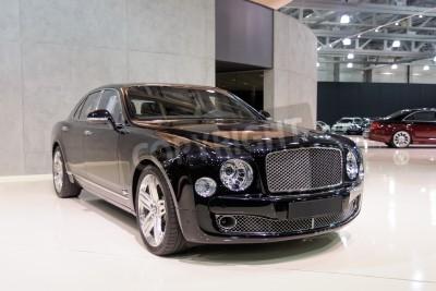 Плакат Bentley
