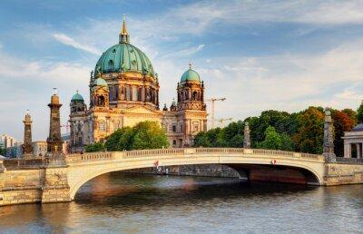 Плакат Берлинский собор, Berliner Dom