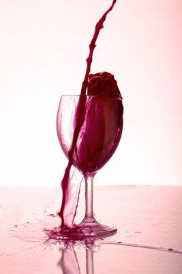 Плакат Bicchiere ди Vino