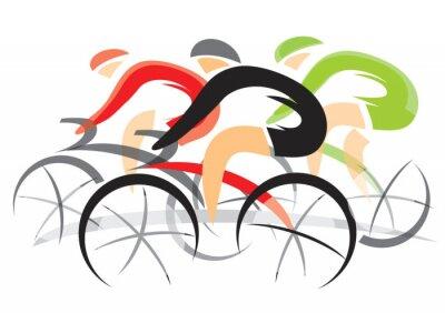 Плакат Велопробег