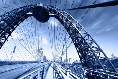 Плакат Мост