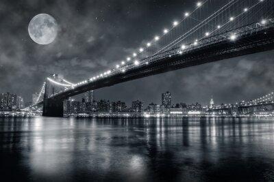 Плакат Бруклинский мост