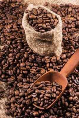 Плакат caffè
