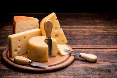 Плакат Сыр