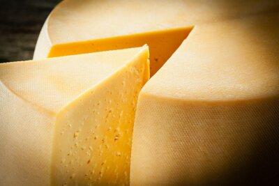 Плакат Сыр. Макрос