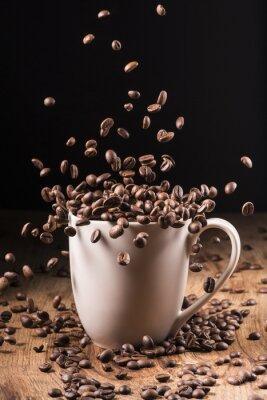 Плакат Chicchi ди caffè