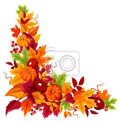осенние листья без фона картинки