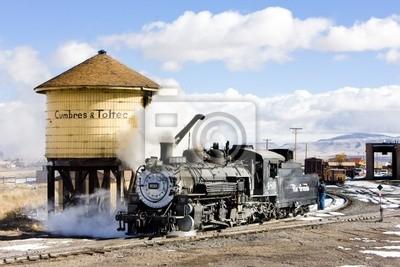 Cumbres and Toltec Steam Train, Colorado без смс