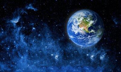 Плакат Земля