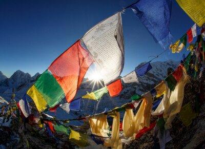 Плакат Базовый лагерь Эвереста, Непал
