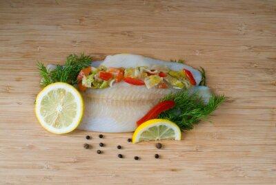 Плакат Рыба