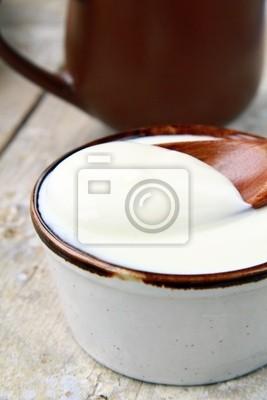 Разыскиваются счастливые обладатели вот таких керамических баночек от йогуртов