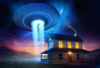 Плакат От космического пространства