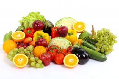 Плакат Frutta электронной Verdura