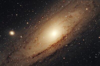 Плакат Galassia ди Андромеды М31