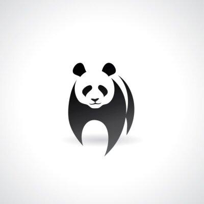 Плакат Большая панда