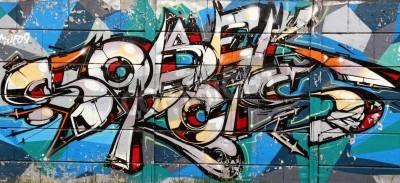 Плакат graffiti art in novi sad serbia 8