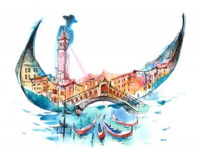 Плакат Италия